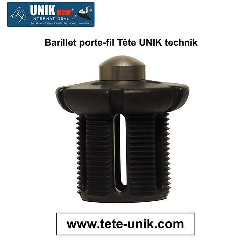 Barillet porte-fil Tête UNIK technik