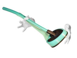 Brosse Smile Sorcier vert cristal