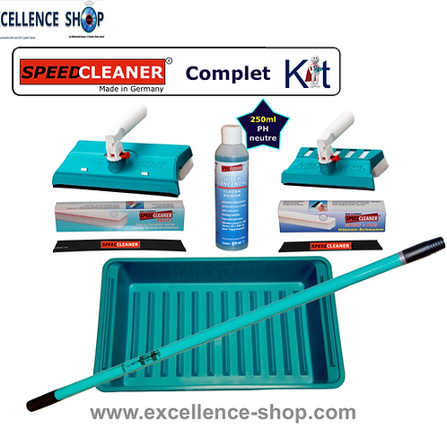 KIT Speed Cleaner: LE COMPLET