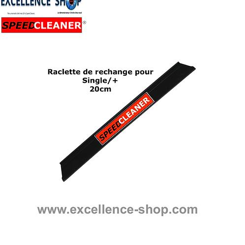 Raclette de rechange pour Single/+