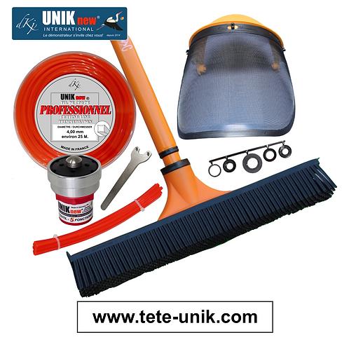 Kit nettoyage Tête UNIK Technik 4,00mm