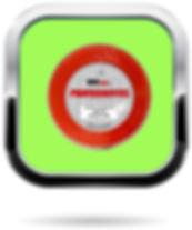 Bouton UNIK fil de coupe vert 2020 - cop
