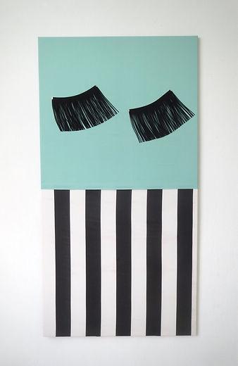 Isabelle Heske lashes