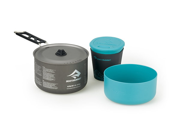 Sea to Summit Alpha Cook Set 1.1