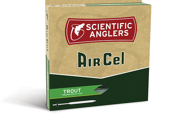 Scientific Anglers Air Cel Trout Fly Freshwater Flyline