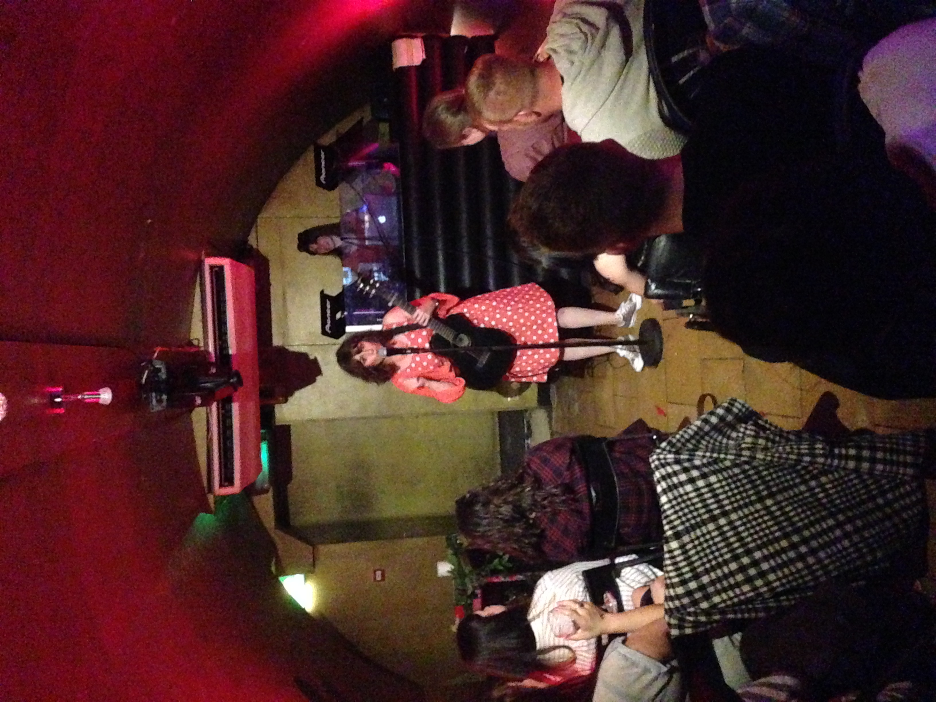 Burlesque and Comedy Night