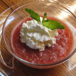 Rhubarb-Strawberry Compote