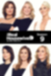 The Real Housewives of New York City Season 9 - Poster