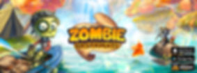 Zombie Castaways (Vizor Games) - Banner
