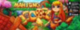 Mahjong Treasure Quest (Vizor Games) - Banner