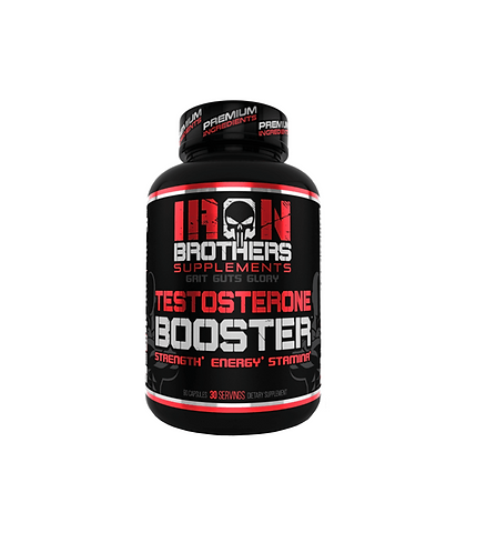 Iron Brothers Test Booster