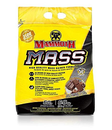 mammoth mass 15lb weight gainer
