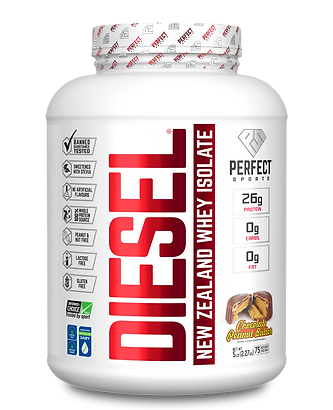 5lb Diesel New Zealand Whey Isolate