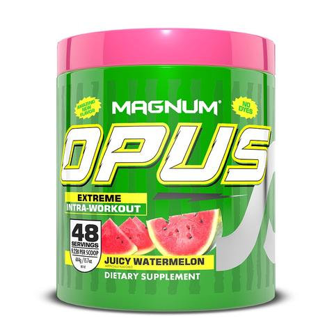 magnum nutraceuticals 48 servings opus intra-workout non-stimulant pre-workout