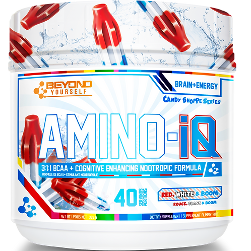 beyond yourself amino iq  bcaa and cognitive supplement drink
