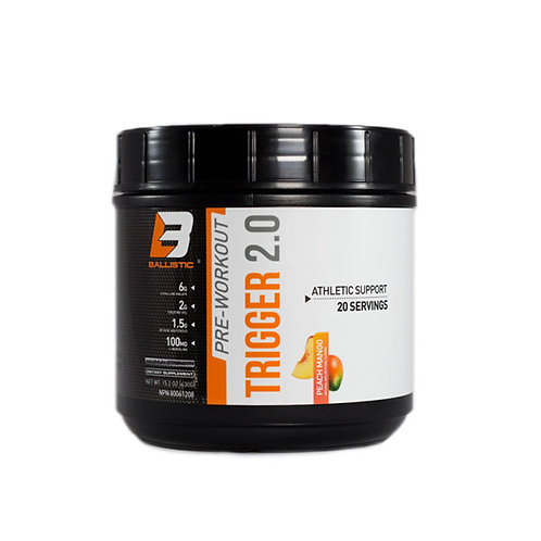 ballistic lab trigger 2.0 pre-workout