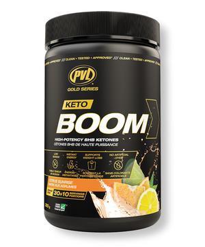 PVL keto-boom fat burning BHB ketones