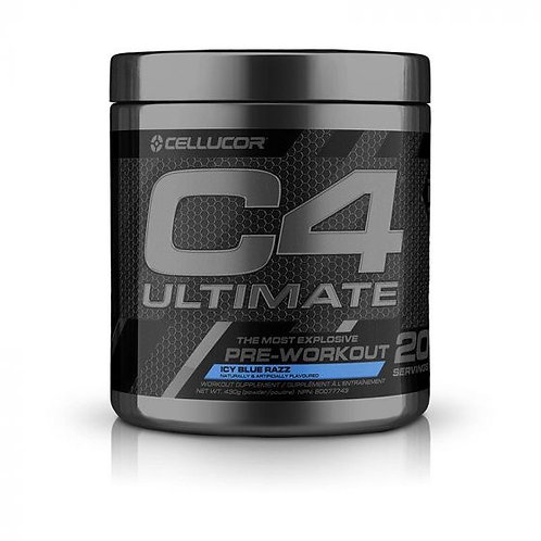 cellucor c4 20 servings ultimate pre-workout
