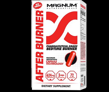 magnum nutraceuticals 72capsules after burner bedtime fat burner