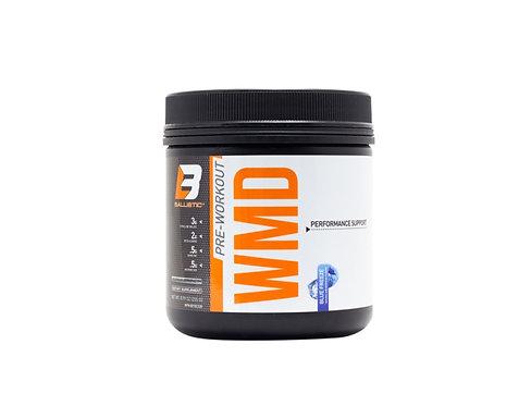 ballistic labs wmd 60 servings pre-workout
