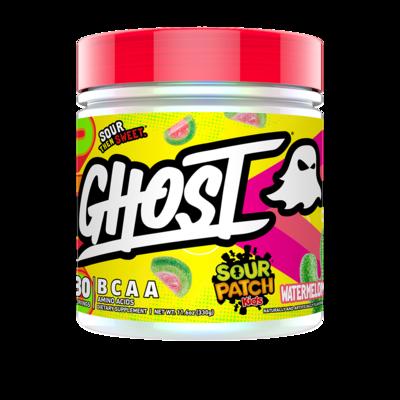 Ghost Sour Patch Kids watermelon BCAA Powder