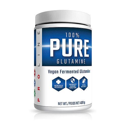 Pro Line Nutrition 100% Glutamine 400g powder