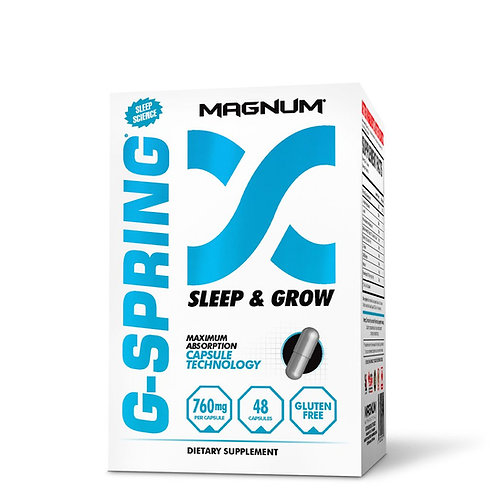 Magnum Nutraceuticals G-spring sleep & grow