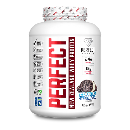 Perfect Sports 4.4lb Perfect New Zealand Whey