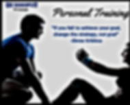 Peronal trainer and personal training