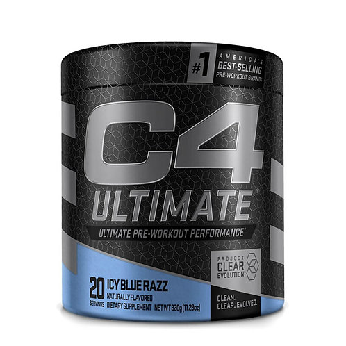Cellucor C4 Ultimate 2.0 Pre Workout