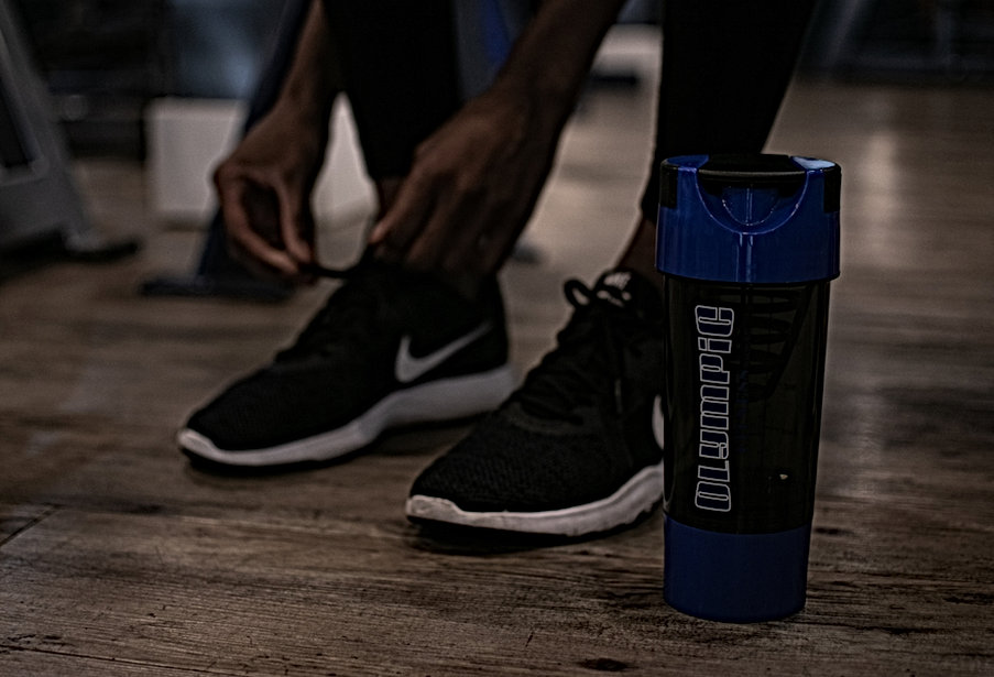 Olympic Fitness Shaker cup