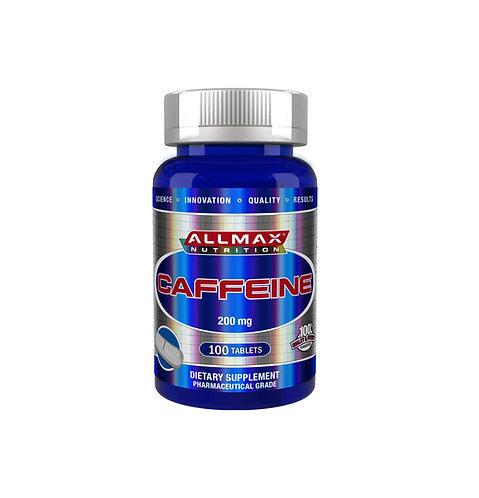Allmax Caffeine 100 tablet 200mg each