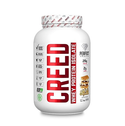 Titan Perfect Sports Creed Whey Protein Isolate 1.6lb
