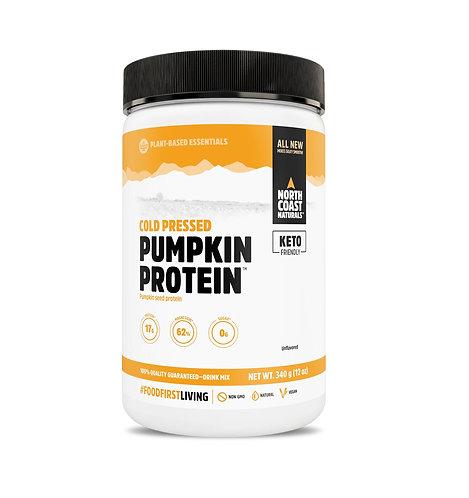 north coast naturals pumpkin spice vegan vegetarian protein