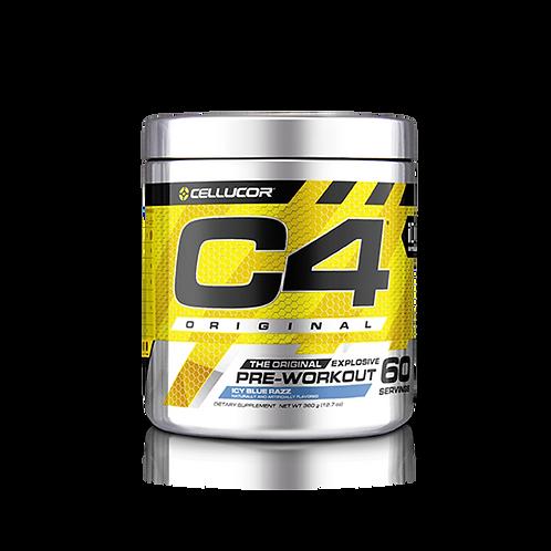 cellucor 60 servings c4 original pre-workout