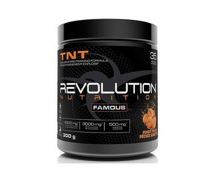 revolution 35 servings famous tnt pre-workout