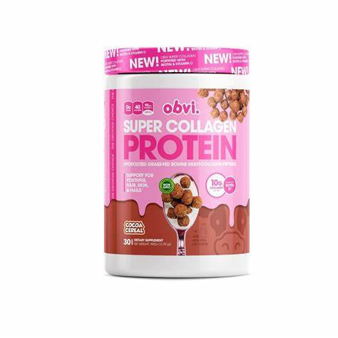 Obvi. Super Collagen Protein