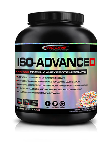 Pro Line Iso-Advance Protein Isolate 5lb Sale