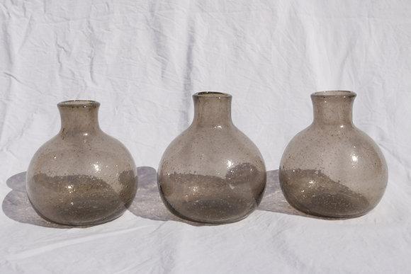 Brown raw vase No. 3