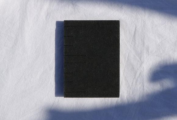 Black Terra sketchbook