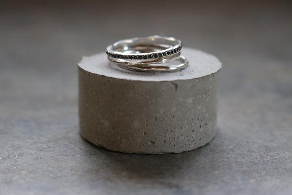 Diamond raw ring No.1