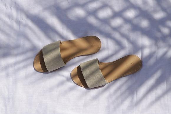 Sand slide sandal