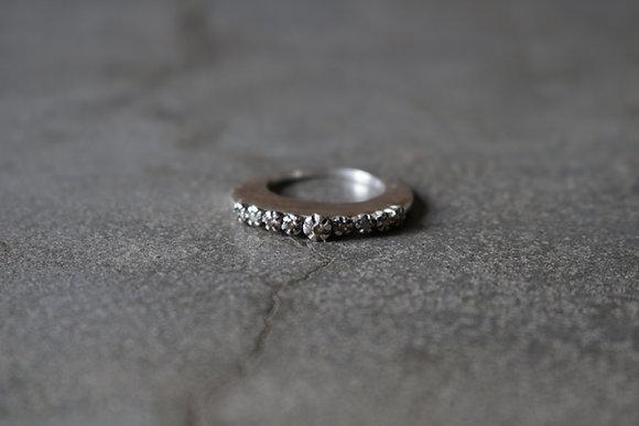 Brennon diamond ring