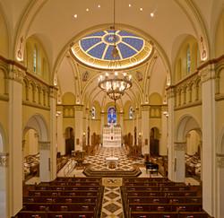 Mount St. Mary's University Chapel