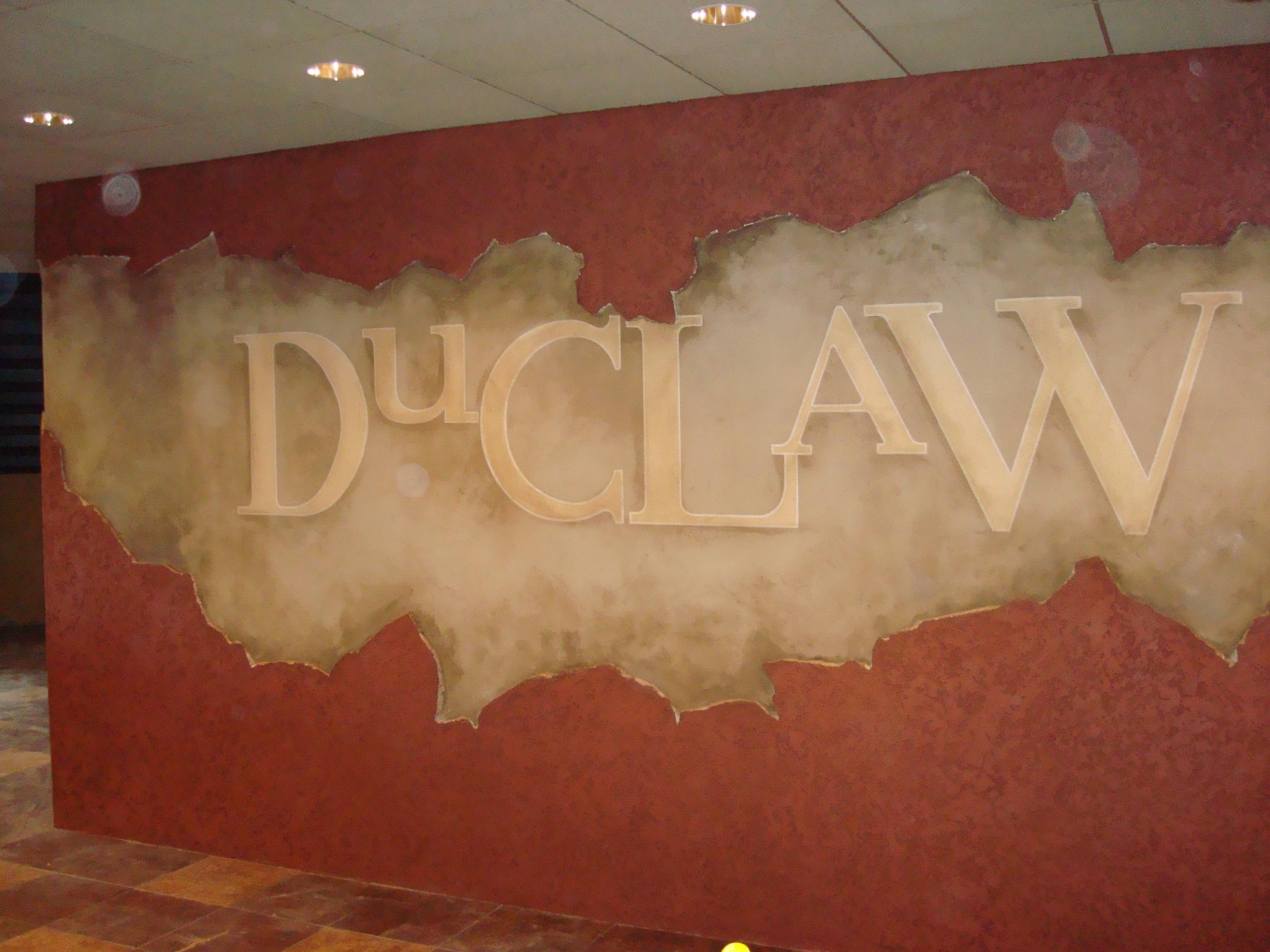 DuClaw Restaurant Mural
