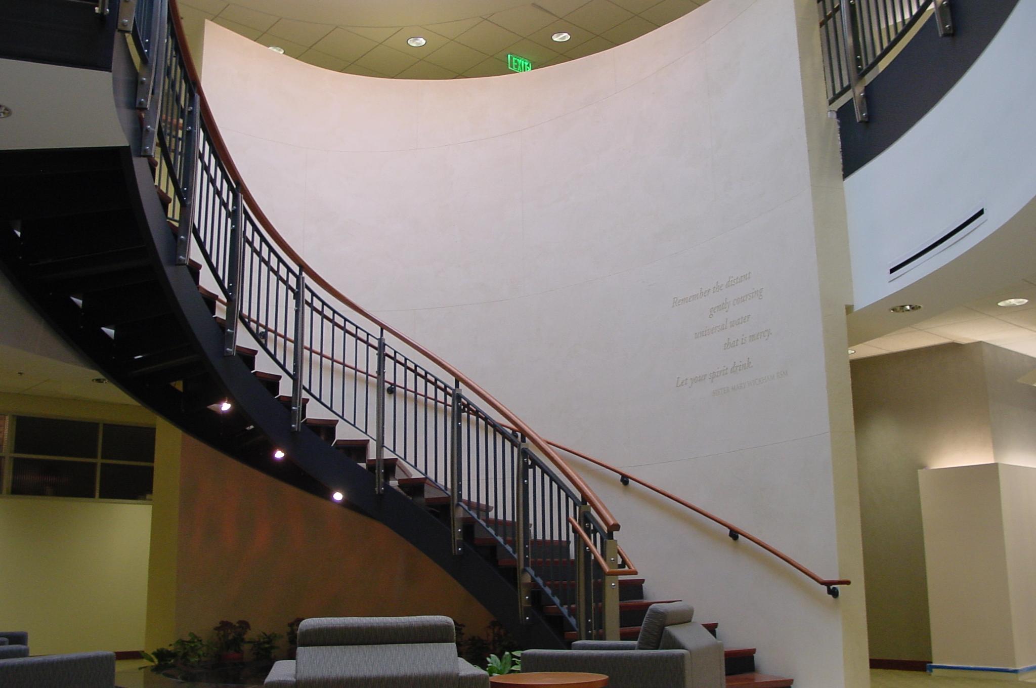 The Weinberg Center: Mercy Hospital