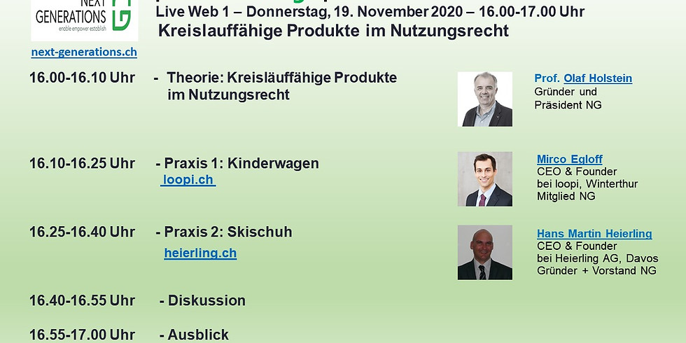Punkt4.Zukunftsgespräch - Live Web  - Mo 2.2.21 - 16.00-17.00 Uhr
