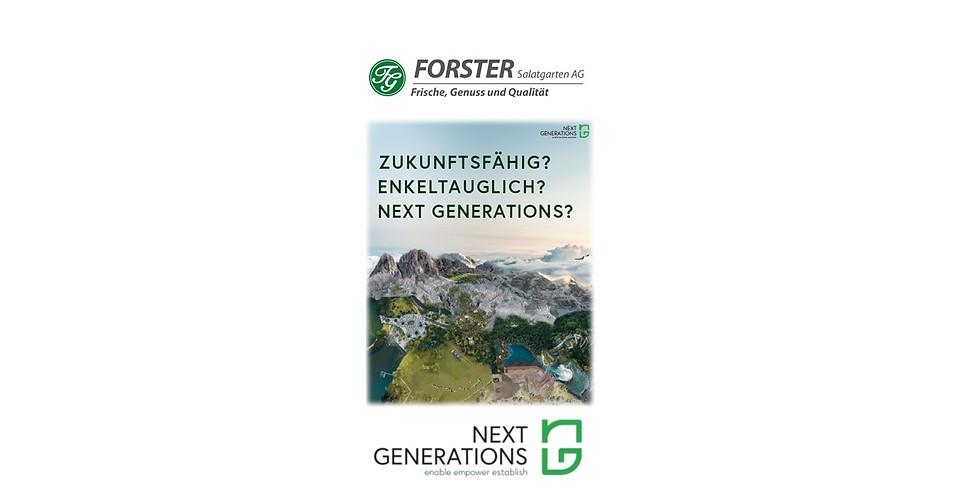 14. Workshop 2018 - Next Generations - Salatgarten AG, Oftringen