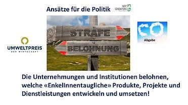 Politische Ansätze_20190625OH_Belohnung.
