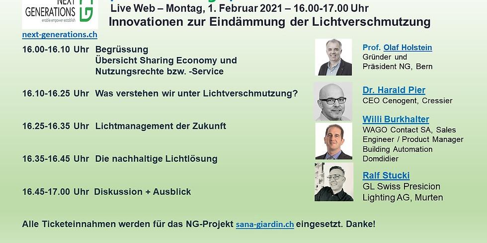 Punkt4.Zukunftsgespräch - Live Web  - Mo 1.2.21 - 16.00-17.00 Uhr